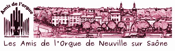Les Amis de l'Orgue de Neuville sur Saône